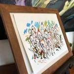 Garth Bayley. Riding High. Wychwood Art.3-82409a3c