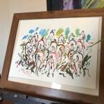 Garth Bayley. Riding High. Wychwood Art.4-0accd07f