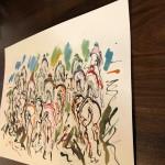 Garth Bayley. Riding High. Wychwood Art.6-b73fbfb0