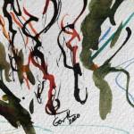 Garth Bayley. Riding High. Wychwood Art.8-c8a35fbf