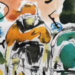 Garth Bayley. Tour de France Stage 11.Wychwood Art.3-61f8501c