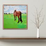 Georgie Dowling Gazing Horse Wychwood art 10-239df3b3