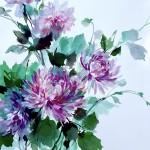 Jo Haran Drenched Chrysanthemum Wychwood Art-dbef4182