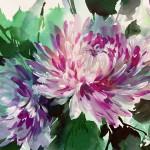 Jo Haran Drenched Chrysanthemum Wychwood Art2-a4ec0381