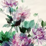 Jo Haran Drenched Chrysanthemum Wychwood Art4-e2f88911