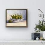 Marie Robinson Pear Overboard Insitu 2 Wychwood Art-cbe4c47c