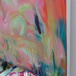 Alanna Eakin Hope and Dreams deep edge canvas statement abstract art bright colours-13498fe2