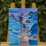 Amy Devlin. Distortion 4.Wychwood Art 2-dd9e37ac