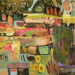 Elaine Kazimierczuk, Even More Fun in the Flower Bed, Wychwood Art-6b24648f