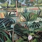 Elaine Kazimierczuk Le Jardin Secret with Agave, Marrakech IV Wychwood Art-a0d5ef6e