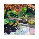 Eleanor-Woolley-_-Japanese-Garden-_-Expressionistic-_-Landscape-_-White-Background-f9413ad5