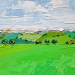 Georgie Dowling pink fields wychwood art 03-4444a2d4