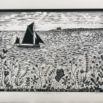 Joanna Padfield Sailing at Blakeney Point Wychwood Art 1-fd898a78