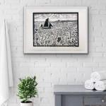 Joanna Padfield Sailing at Blakeney Point Wychwood Art 3-ccd56f69