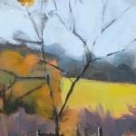 Margaret Crutchley  Last Leaves  Wychwood Art Close up 1-4b85b08b