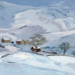 Margaret Crutchley Yorkshire Winter Wychwood Art Reduced-c8fd0dbe