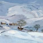 Margaret Crutchley Yorkshire Winter Wychwood Art Reduced-c8fd0dbe