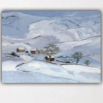 Margaret Crutchley  Yorkshire Winter  Wychwood Art  White Wall-40b00ae9