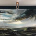 Mountain Windstorm – Easel view (Helen Howells)-95d9f93d