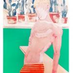 Pool boy aqua, wychwood art, G Dobson-89250f59