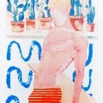 Pool boy ripples, Wychwood art, G Dobson-7a9c61e5