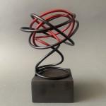 Red in Black Spiral IV-56c847c7