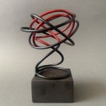 Red in Black Spiral IV-56c847c7