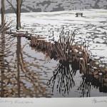 Snowy Riverbank close up sig-cd01b1ea