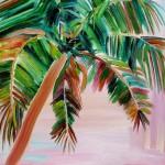 Wychwood Art Alanna Eakin Anjuna square oil painting on canvas-52496649