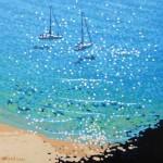 anchored up. Gordon Hunt. Wychwood art. limited edition full image-1b0ffa08