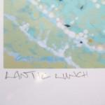 lantic lunch. Gordon Hunt. Wychwood art. limited edition named-d5b3b5c1