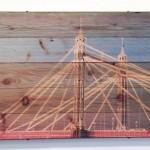 michael wallner_Albert Bridge_reclaimed wood_white background_wychwood art-d094acea