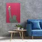 michael wallner_First Lady_Statue of Liberty_in situ 2_wychwood art-e2553118