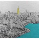 michael wallner_Manhattan From Above 2_white background_wychwood art-c5f40f78