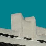 michael wallner_National Theatre teal_brushed aluminium_wychwood art-99d53b7e