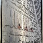 michael wallner_New York Stock Exchange framed_wychwood art-7f9d599d