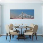 michael wallner_albert bridge_aluminium_dining room_wychwood art-b078ba8e
