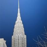 michael wallner_chrysler building_aluminium_wychwood art-bd839890
