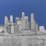 michael wallner_singapore skyline_aluminium_close up 2_wychwood artpsd-a6cb1852