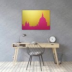 michael wallner_st pauls pop art pink_insitu_wychwood art-2bbe2bbe
