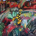Elaine Kazimierczuk Crazy Fun in the Merton Borders Wychwood Art-40c92beb