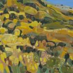 Elaine Kazimierczuk, Wind across the Gorse, Wychwood Art-3f09fe38