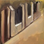 Eleanor Woolley | Street Shadows 1 | Landscape | Figurative-_-Expressionistic-_-Section-2-c3385391