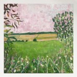 Eleanor-Woolley-_-Towards-Stow-_-Landscape-_-Expressionistic-_-White-80b745b9