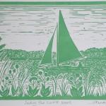 Joanna Padfield Sailing the Norfolk broads Wychwood Art 5-6e14fec4