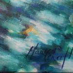 Mary Chaplin A ray of sunshine in Giverny (signature) Wychwood Art-6e90f543