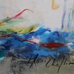Mary Chaplin From the meadow (signature) Wychwood Art-5f441fda