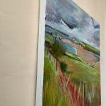 Peri Taylor Looking towards Bantham Beach Wychwood Art 4-9e2ef6a3