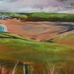 Peri Taylor Looking towards Bantham Beach Wychwood Art 9-b79f8e31