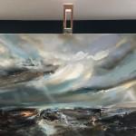 Remembering Light Across The Shore – Insitu Image – Helen Howells -528a3c6c